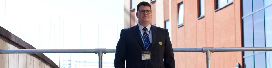 Operations Manager: The Value of A 'Security Guard' - Oakpark Security