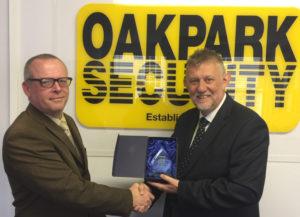 Alarm Response & Keyholding Award